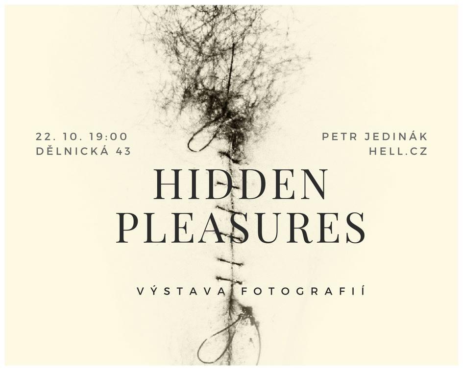 Ukázky ze série fotografií Hidden Pleasures
