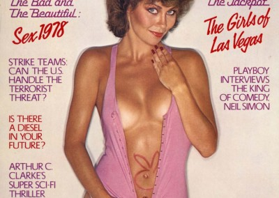 Candace Collins, December Playmate 1979