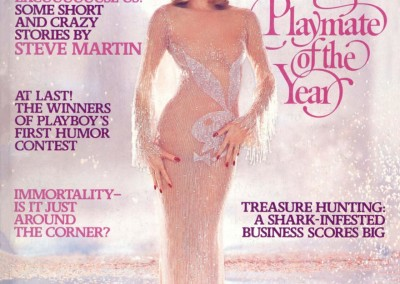 Monique St. Pierre, Playmate Of The Year 1979, November Playmate 1978