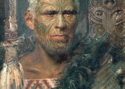 Zdeněk Burian - Maori, 1963
