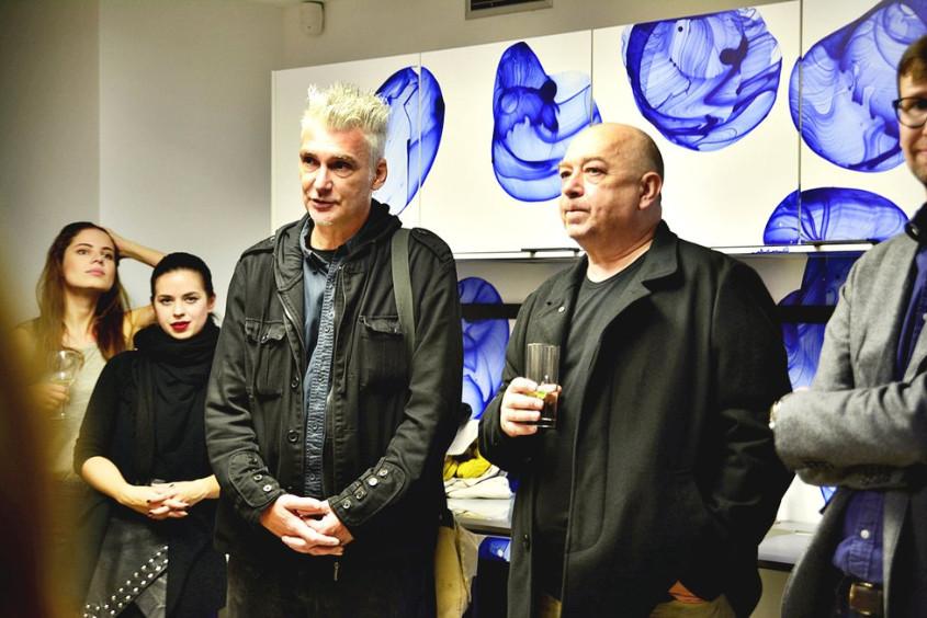 Reportáž Blesku z vernisáže výstavy Sexual personae v DSC Gallery