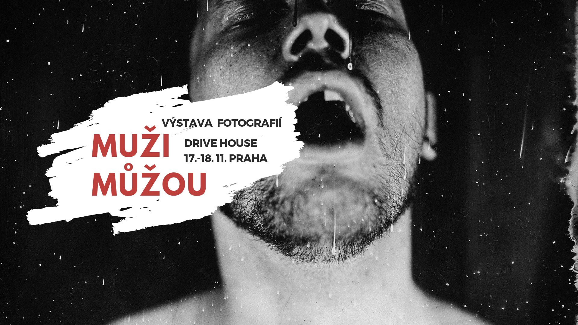 Pozvánka na výstavu skutečných nahých mužů akty