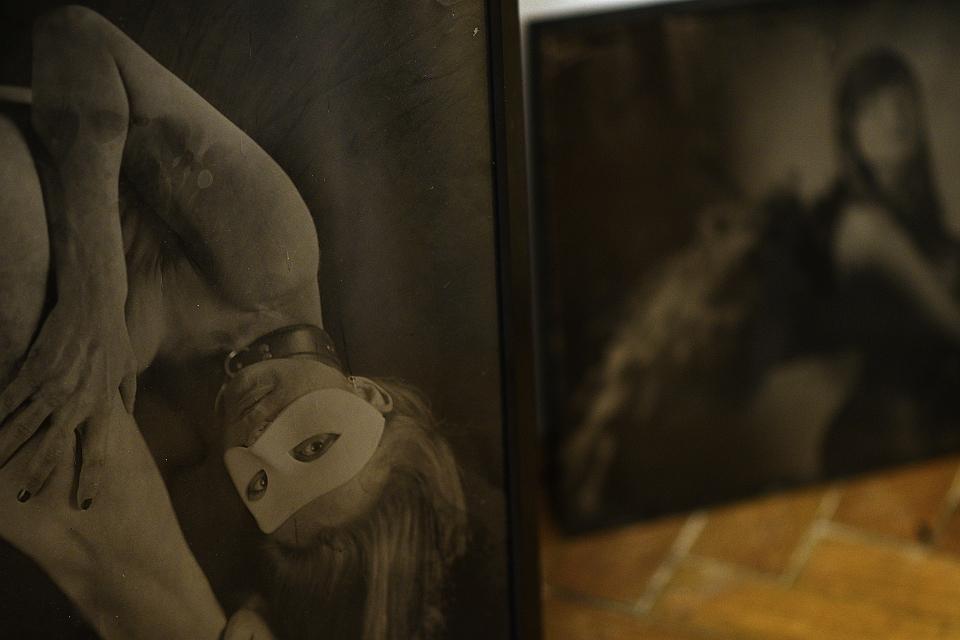 Kulturio: Petr Jedinák, zátiší v ateliéru