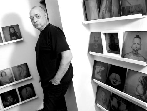 Petr Jedinak in studio